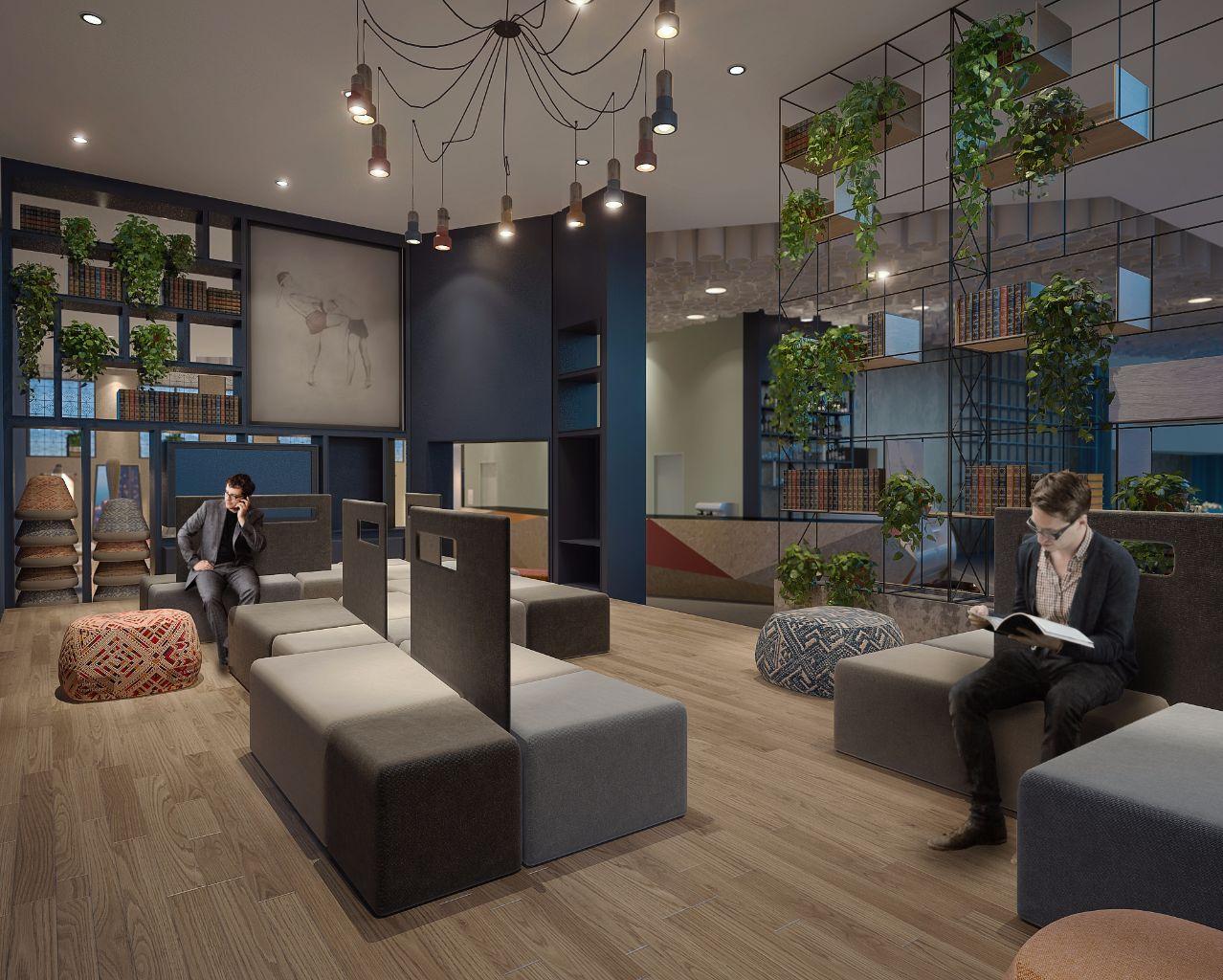 Ibis Hotel Competition - Hotel Design Project | GEMA Architecture