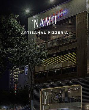 Namo <br/> Modern Italian Restaurant