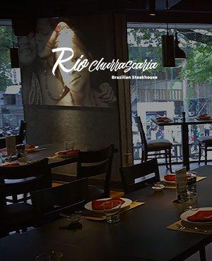 Rio Churrascaria <br/> Brazilian Steakhouse