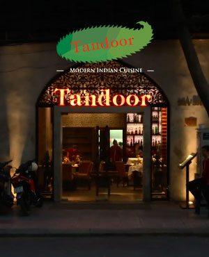Tandoor <br/> Modern Indian Cuisine