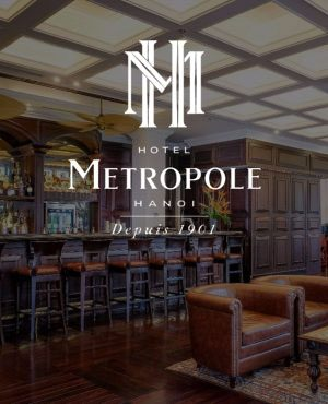 Sofitel Metropole Hotel Hanoi </br> Le Club Bar